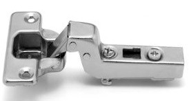FGV Integra built-in damping inset hinge without base