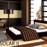SOLAR II tolóajtó vasalat